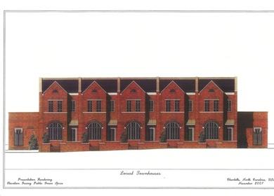 2007-Design - North Carolina Townhouses