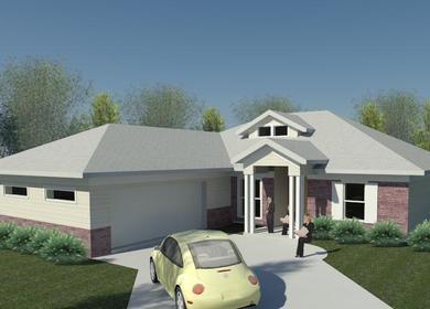 Track Home design