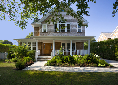 Village homes in the Hamptons