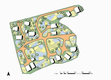 Serenity Bay Planting Design