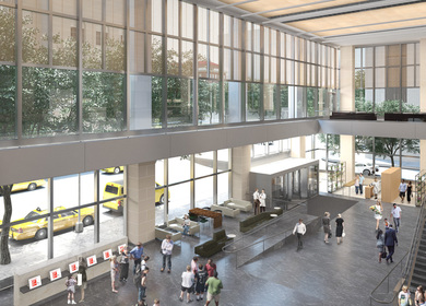 David H. Koch Center, NewYork-Presbyterian Hospital