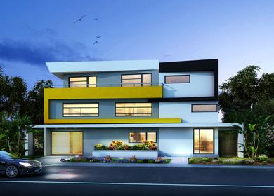 Olin residence