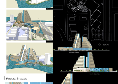 Hotel Condo and Yacht Storage Complex for future development