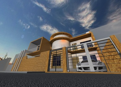 house 250m