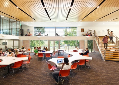 Kent Denver School Library (Duncan Center) Renovation