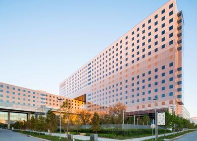 New Parkland Hospital