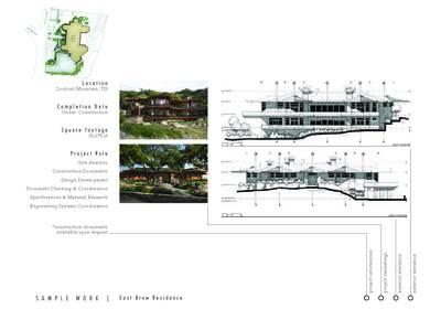 East Brow Residence