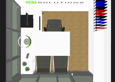 Designing small offices