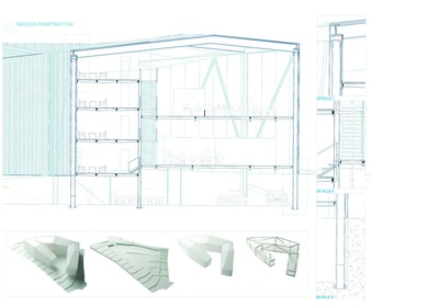 PROJECTS 8: Student's Hall for the KTH