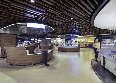 Raffles City Retail Kiosks
