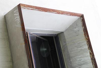 Vevo Music Custom Steel Window