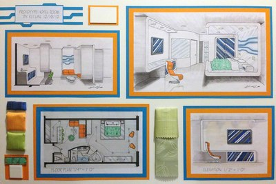 Project Hotel Room Concept