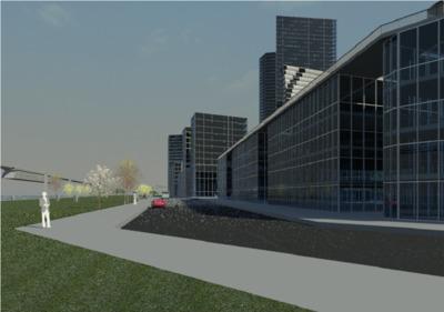 Vinegar Hill, Brooklyn Development proposal.