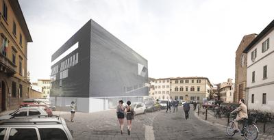 Florence Contemporary Art Center + Monastery