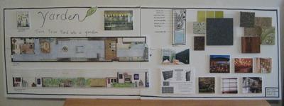 Yarden retail space design