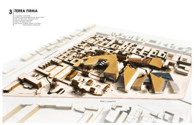 TERRA FIRMA_Urban Regeneration Plan for Granary Neighborhood in Jiyuan City