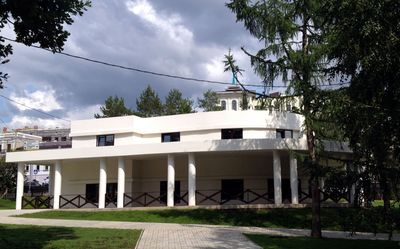 Cafeteria, Lenin Square