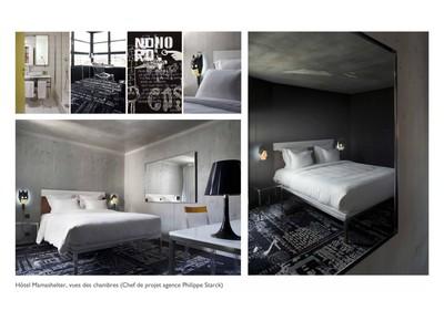 Hotel Mamashelter (Philippe Starck project)