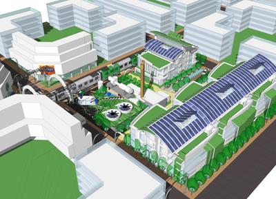Urban Energy Block