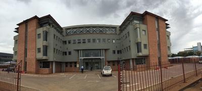 GIA Centre, Diamond Technology Park, Botswana