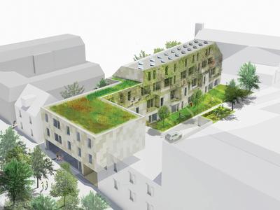 TouryValletArchitects _ Social Housing