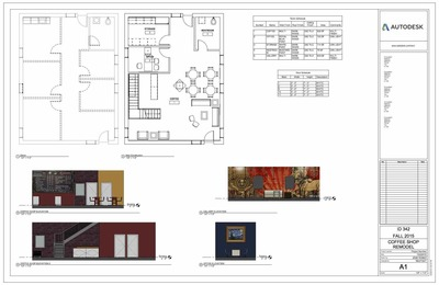 Revit Project-Commercial