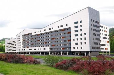Social housing complex (216 apartments), facilities and Urbanization
