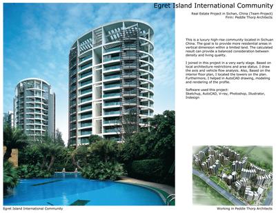 Egret Island International Community