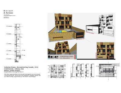 Golestan- Single family house