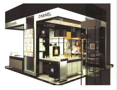 CHANEL Bloomingdale's 59th Street Retrofit
