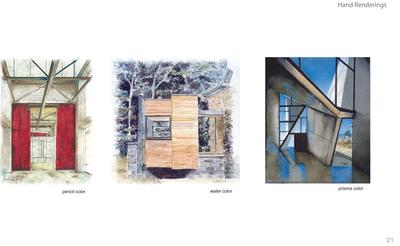 Hand Renderings and Digital Illustrations