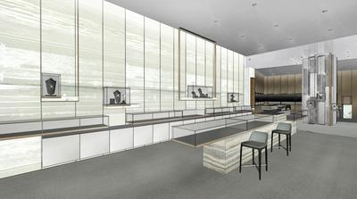 London Jewelers - World Trade Center