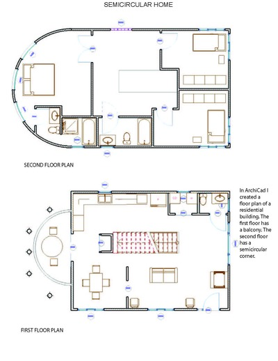 U House-ArchiCAD