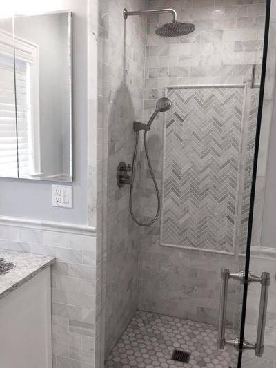 Hampton Carrara Bath