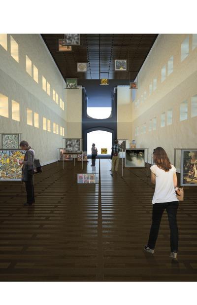Cincinnati Art Museum Remodel