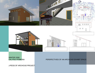 ArchiCAD model