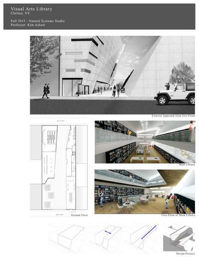 Visual Arts Library - Natural Systems Studio