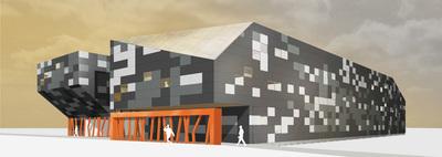 LUCIA Lab Building. University of Valladolid.