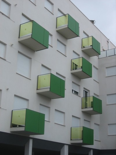 204 apartment housing development