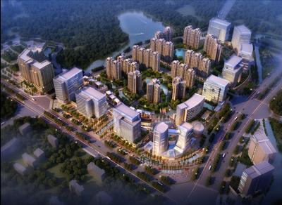 Foshan City Planning