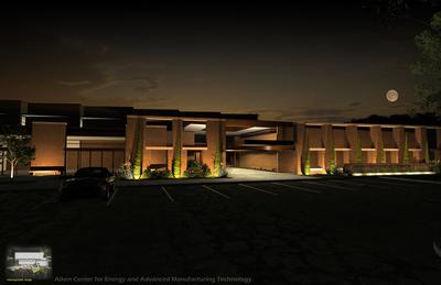 Proposed Energy Based Skill Training Center