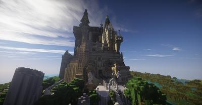 Etro's Temple