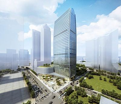 The Financial Centre