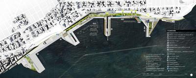 National Architecture Competition for the Restoration of the old port of Patras