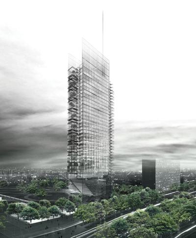 RPBW _ San Paolo Bioclimatic Tower