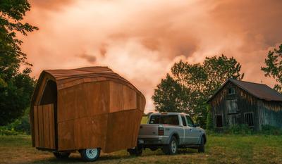 Touching Me Softly: Mobile Dwelling