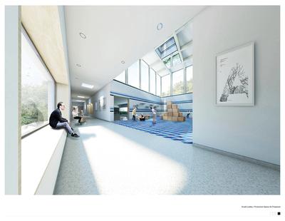 Architecture Department In Porto