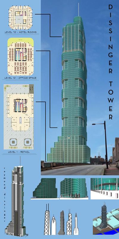 Dissinger Tower