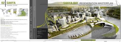 Sanya Masterplan