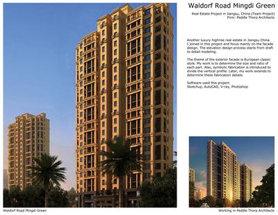Waldorf Road Mingdi Green